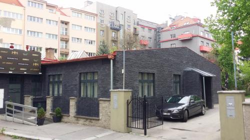 Pražské centrum VSP - budova